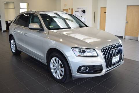 2013 Audi Q5 for sale at BMW OF NEWPORT in Middletown RI
