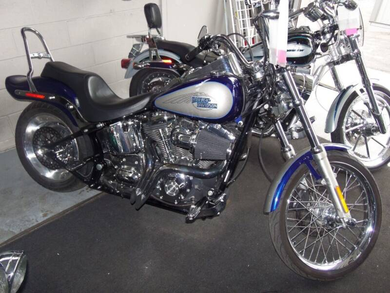 2007 Harley-Davidson SOFTTAIL CUSTOM for sale at Fulmer Auto Cycle Sales - Fulmer Auto Sales in Easton PA