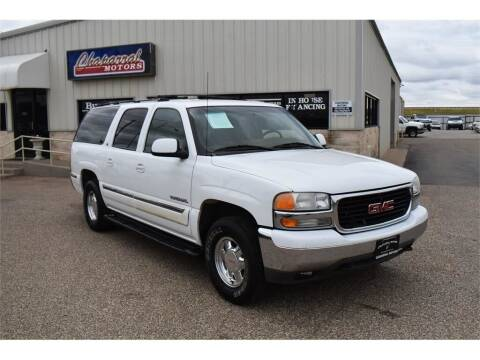 2000 GMC Yukon XL for sale at Chaparral Motors in Lubbock TX