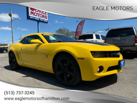 2010 Chevrolet Camaro for sale at Eagle Motors in Hamilton OH