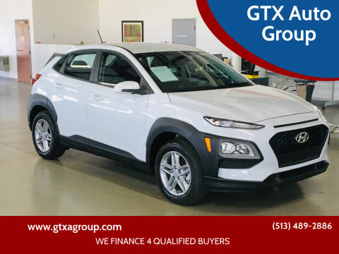 2021 Hyundai Kona for sale at GTX Auto Group in West Chester OH