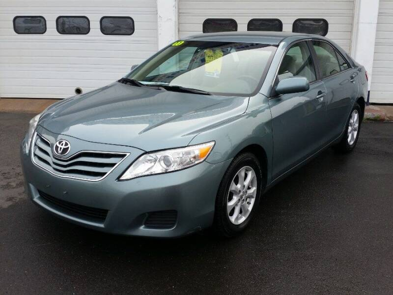 2011 Toyota Camry for sale at Action Automotive Inc in Berlin CT