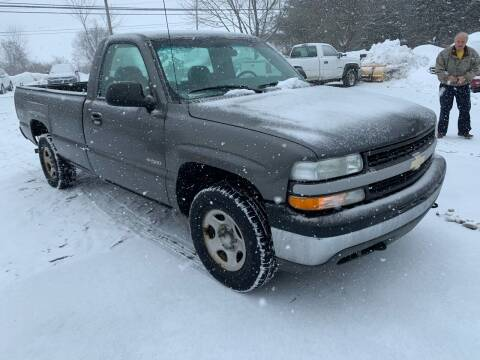 2002 Chevrolet Silverado 1500 for sale at walts auto in Cherryville PA