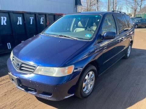 2004 Honda Odyssey for sale at MFT Auction in Lodi NJ