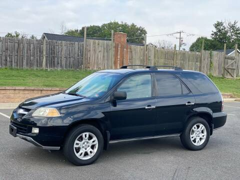 2005 Acura MDX for sale at Superior Wholesalers Inc. in Fredericksburg VA