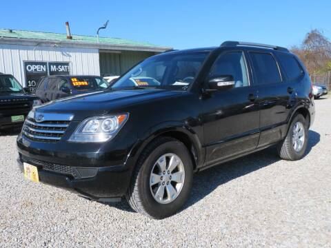 2009 Kia Borrego for sale at Low Cost Cars in Circleville OH