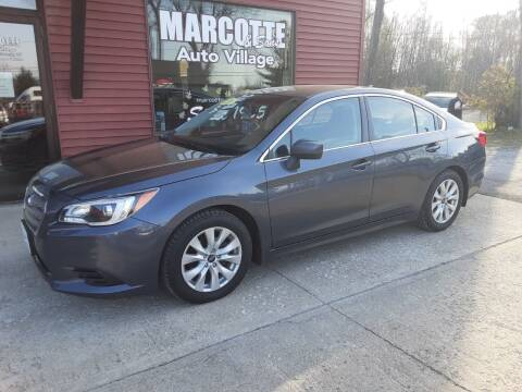2016 Subaru Legacy for sale at Marcotte & Sons Auto Village in North Ferrisburgh VT