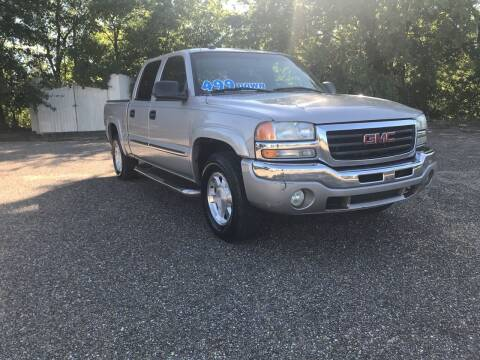 2004 GMC Sierra 1500 for sale at DRIVE ZONE AUTOS in Montgomery AL
