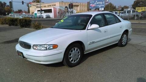 2001 Buick Century for sale at Larry's Auto Sales Inc. in Fresno CA