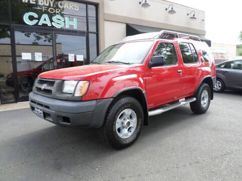 2000 Nissan Xterra for sale at Wilson-Maturo Motors in New Haven Ct CT