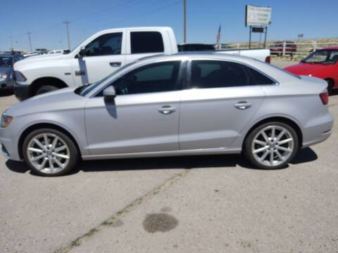 2015 Audi A3 for sale at PYRAMID MOTORS - Pueblo Lot in Pueblo CO