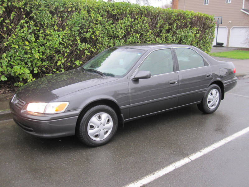 2000 Toyota Camry for sale at All About Cars in Marysville-Washington State WA
