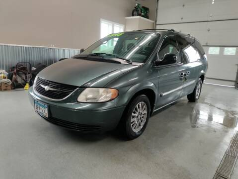 2004 Chrysler Town and Country for sale at Sand's Auto Sales in Cambridge MN