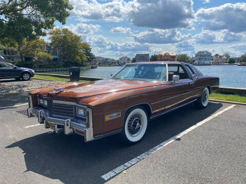 1978 Cadillac Eldorado Biarritz for sale at Triple M Motors in Point Pleasant NJ