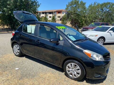 2013 Toyota Yaris for sale at Quintero's Auto Sales in Vacaville CA