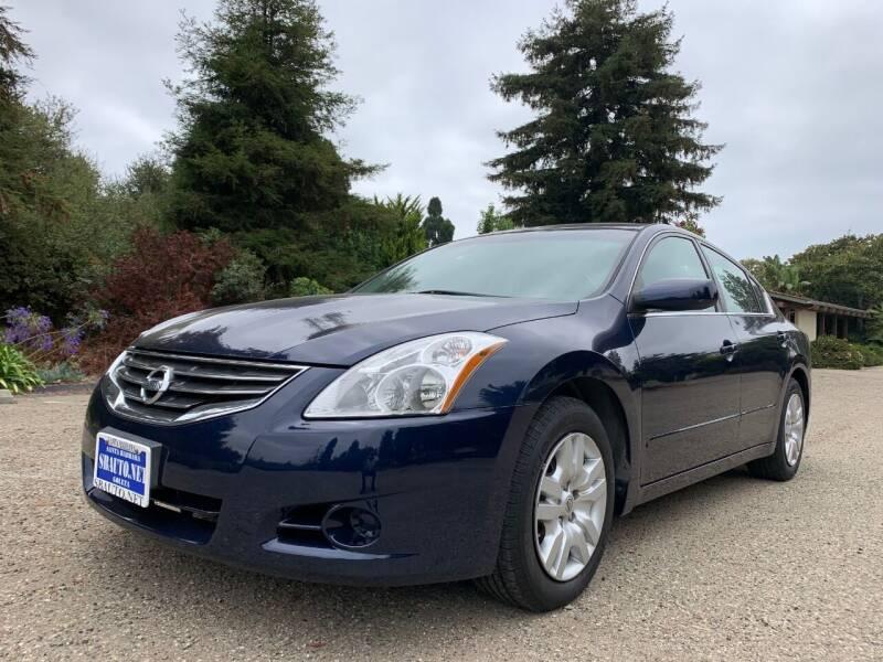 2012 Nissan Altima for sale at Santa Barbara Auto Connection in Goleta CA