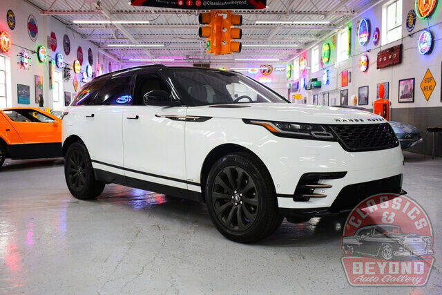 2019 Land Rover Range Rover Velar for sale at Classics and Beyond Auto Gallery in Wayne MI