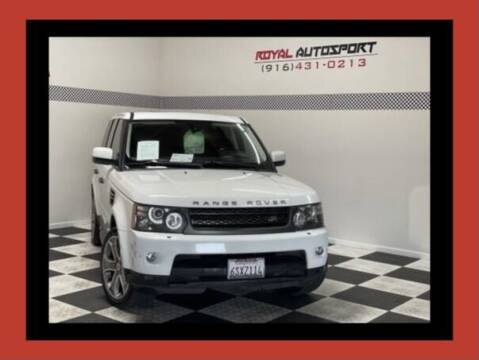 2011 Land Rover Range Rover Sport for sale at Royal AutoSport in Sacramento CA
