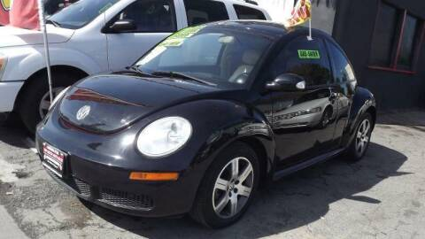 2006 Volkswagen New Beetle for sale at Top Notch Auto Sales in San Jose CA