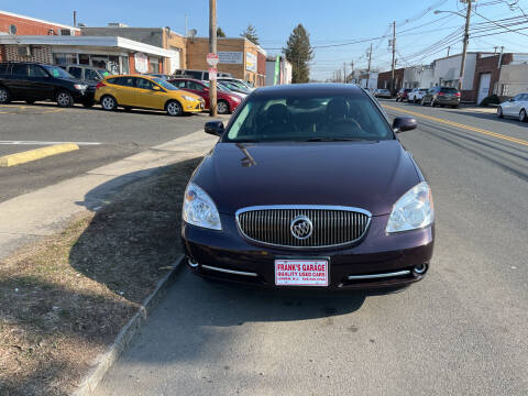 2008 Buick Lucerne for sale at Frank's Garage in Linden NJ