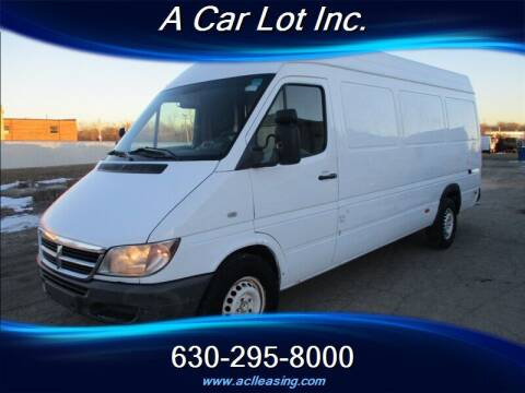 2005 Dodge Sprinter Cargo for sale at A Car Lot Inc. in Addison IL