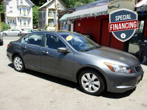 2010 Honda Accord for sale at Cars 4 U in Haverhill MA