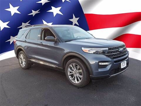 2021 Ford Explorer for sale at Gentilini Motors in Woodbine NJ