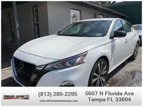 2019 Nissan Altima for sale at Drive Now Motors USA in Tampa FL