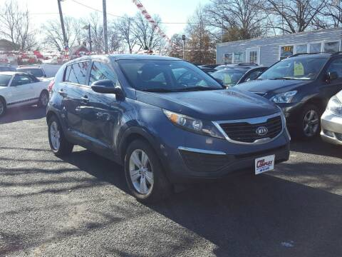 2012 Kia Sportage for sale at Car Complex in Linden NJ