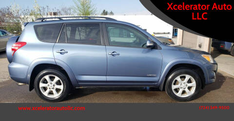 2012 Toyota RAV4 for sale at Xcelerator Auto LLC in Indiana PA