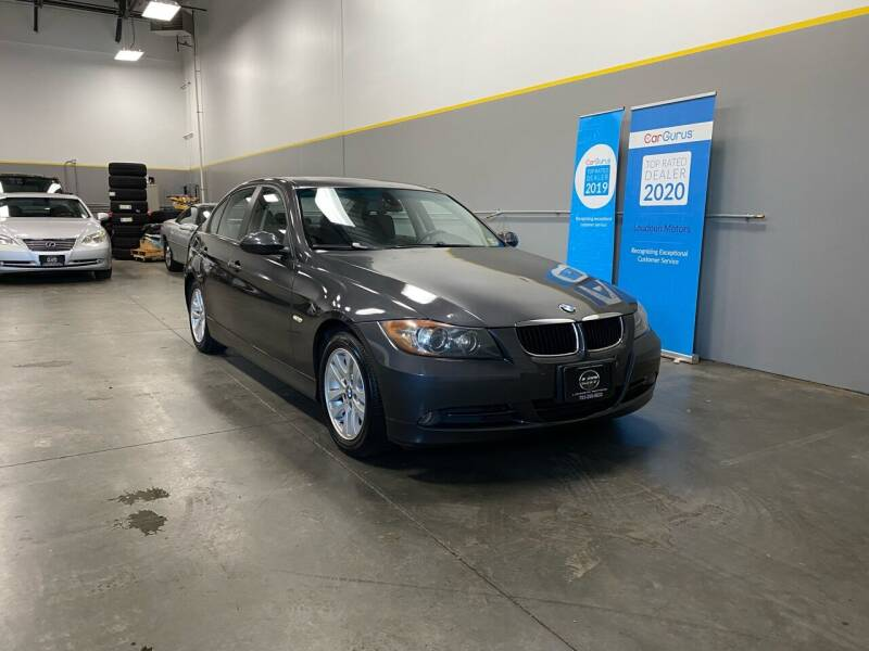 2006 BMW 3 Series for sale at Loudoun Motors in Sterling VA