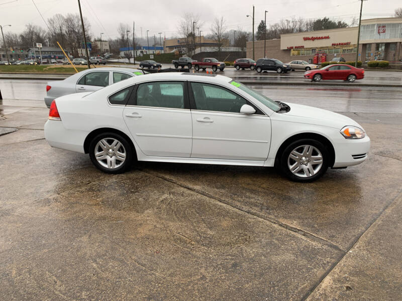 2014 Chevrolet Impala Limited for sale at State Line Motors in Bristol VA