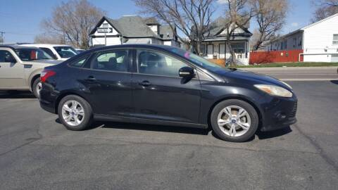 2013 Ford Focus for sale at BRAMBILA MOTORS in Pocatello ID