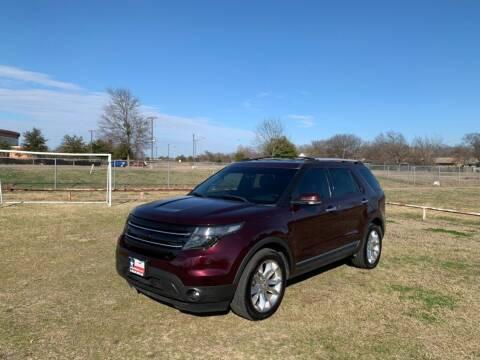 2011 Ford Explorer for sale at LA PULGA DE AUTOS in Dallas TX