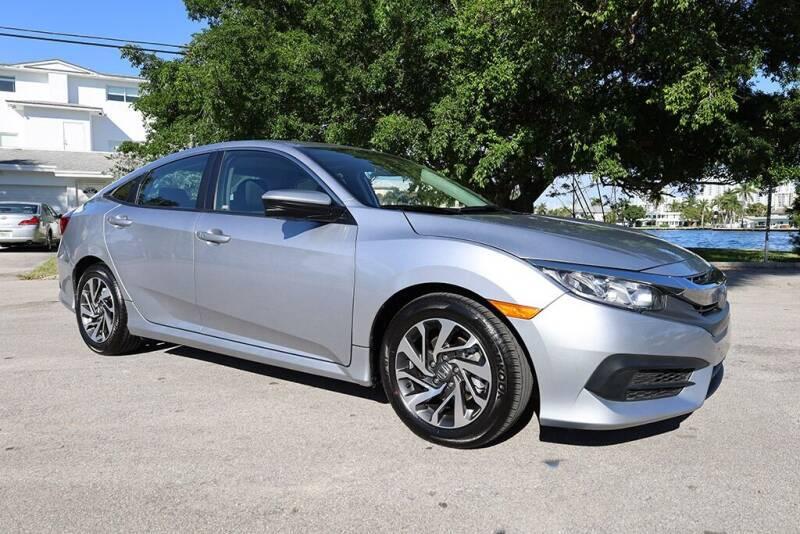 2016 Honda Civic for sale at Silva Auto Sales in Pompano Beach FL