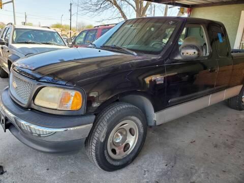 1999 Ford F-150 for sale at C.J. AUTO SALES llc. in San Antonio TX