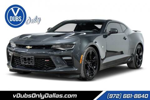 2018 Chevrolet Camaro for sale at VDUBS ONLY in Dallas TX