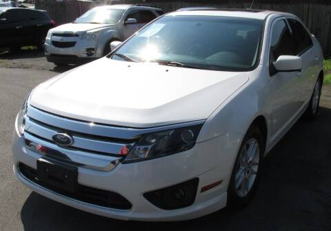 2010 Ford Fusion for sale at Express Auto Sales in Lexington KY