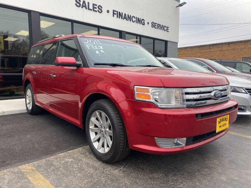 2011 Ford Flex for sale at Abrams Automotive Inc in Cincinnati OH