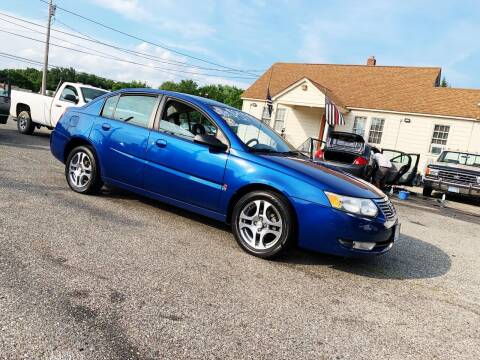 2005 Saturn Ion for sale at New Wave Auto of Vineland in Vineland NJ
