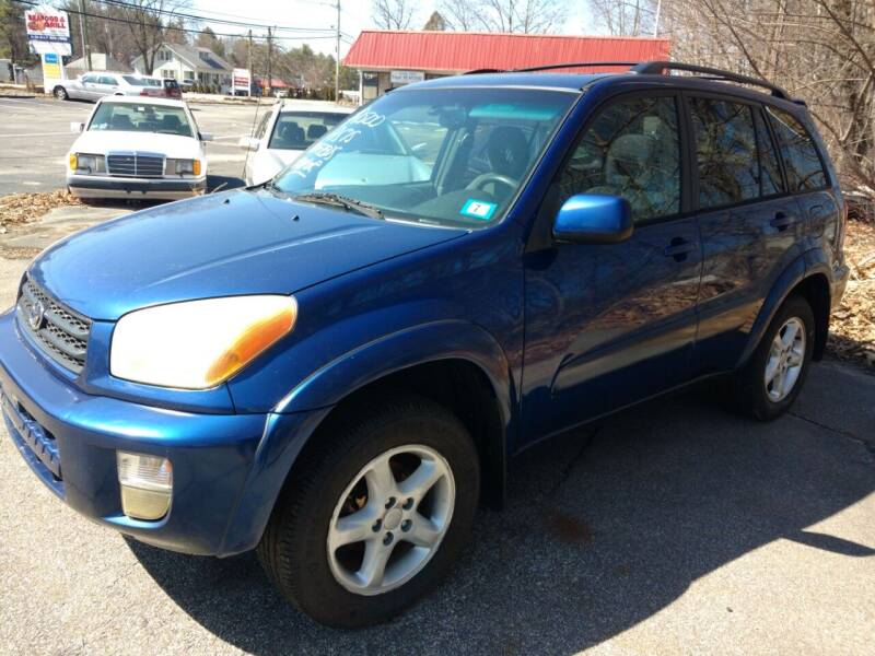 2003 Toyota RAV4 for sale at Auto Brokers of Milford in Milford NH