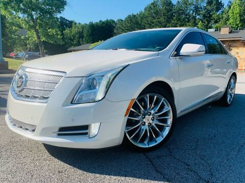 2013 Cadillac XTS for sale at Classic Luxury Motors in Buford GA