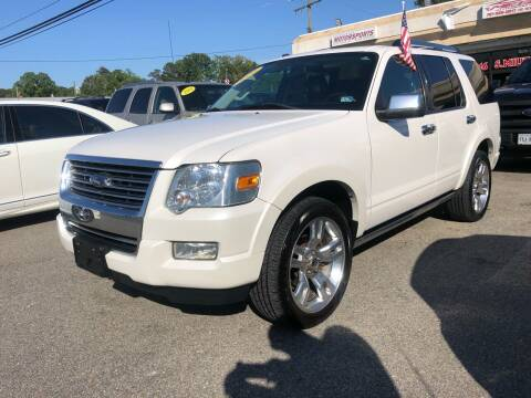 2010 Ford Explorer for sale at Mega Autosports in Chesapeake VA