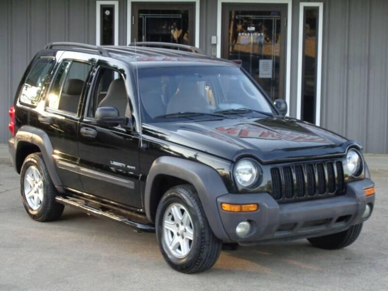 2003 Jeep Liberty for sale at Auto Starlight in Dallas TX