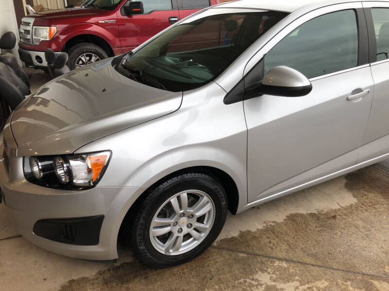 2012 Chevrolet Sonic for sale at ADKINS PRE OWNED CARS LLC in Kenova WV