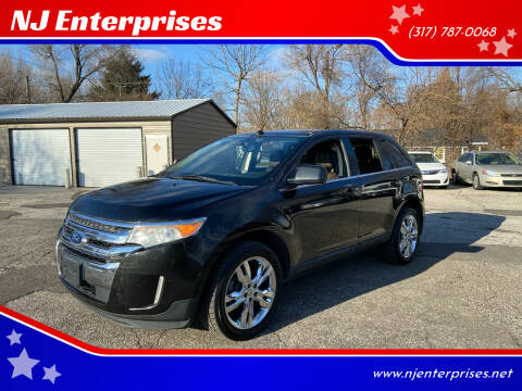 2011 Ford Edge for sale at NJ Enterprises in Indianapolis IN