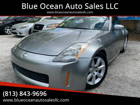 2004 Nissan 350Z for sale at Blue Ocean Auto Sales LLC in Tampa FL
