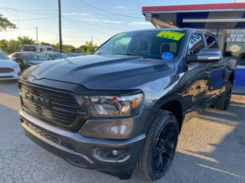 2020 RAM Ram Pickup 1500 for sale at Cow Boys Auto Sales LLC in Garland TX