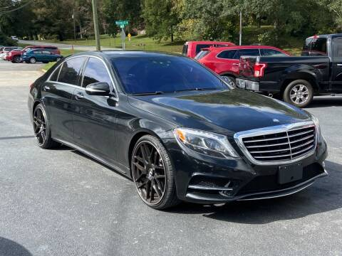 2015 Mercedes-Benz S-Class for sale at Luxury Auto Innovations in Flowery Branch GA