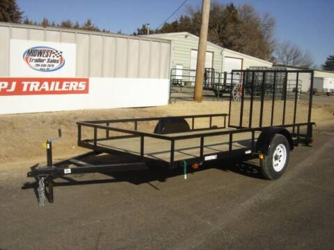 2021 CARRY ON 6 X 12 GW for sale at Midwest Trailer Sales & Service in Agra KS